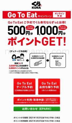 くら寿司gotoeatの混雑状況3