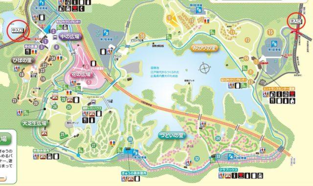 備北丘陵公園イルミネーション2020の混雑・駐車場情報や開催期間など