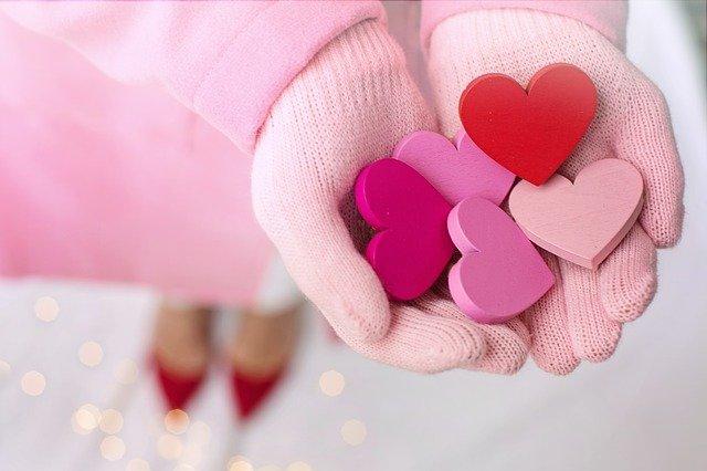 バレンタイン幼稚園の渡し方