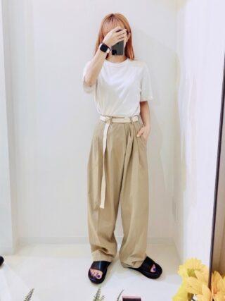 GU/ユニクロメンズTシャツ女子