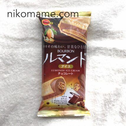 ルマンドアイスチョコレート1